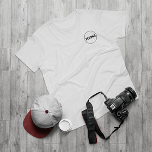 TECHNO T-SHIRT WHITE