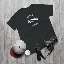Load image into Gallery viewer, DETROIT TECHNO CLUB T-SHIRT