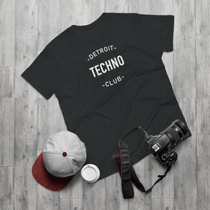 DETROIT TECHNO CLUB T-SHIRT