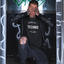 Load image into Gallery viewer, BERLIN TECHNO CLUB T-SHIRT