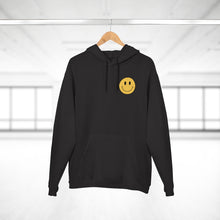 Load image into Gallery viewer, ACID HOUSE SMILEY FACE ZIPLESS HOODIE