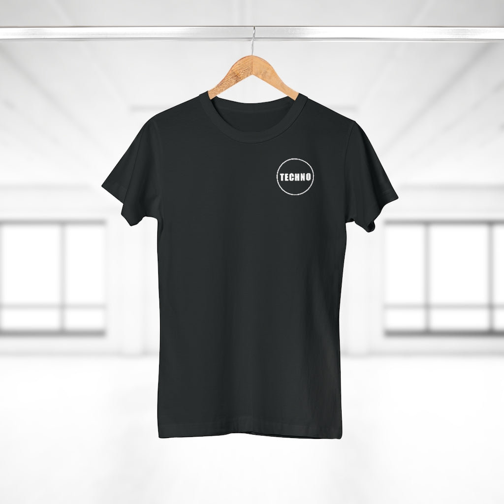 TECHNO T-SHIRT WOMEN