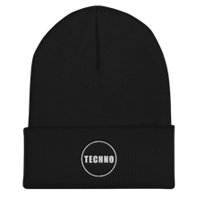 Load image into Gallery viewer, TECHNO MUSIC BEANIE EMBROIDERY