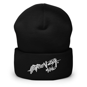 APARENZZA MUSIC EMBROIDERY BEANIE