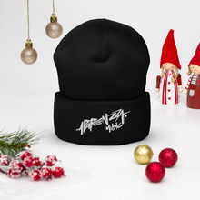 Load image into Gallery viewer, APARENZZA MUSIC EMBROIDERY BEANIE