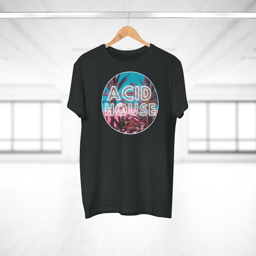 ACID HOUSE T-SHIRT TRIPPING TROPICAL