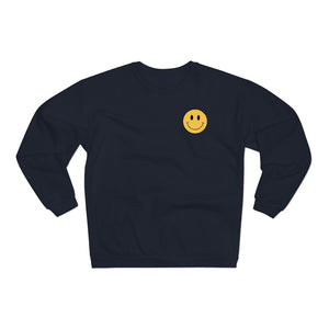 ACID HOUSE SWEATSHIRT SMILEY FACE
