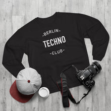 Load image into Gallery viewer, BERLIN TECHNO CLUB SWEATSHIRT