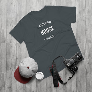 CHICAGO HOUSE MUSIC T-SHIRT
