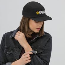 Load image into Gallery viewer, WONK Embroidery Five Panel Cap