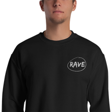 Load image into Gallery viewer, EMBROIDERY RAVE SWEATSHIRT