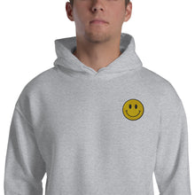 Load image into Gallery viewer, EMBROIDERY ACID HOUSE HOODIE