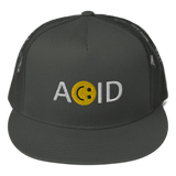 ACID - NETTED TRUCKER CAP
