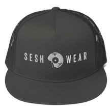 Load image into Gallery viewer, SESH WEAR TRUCKER CAP