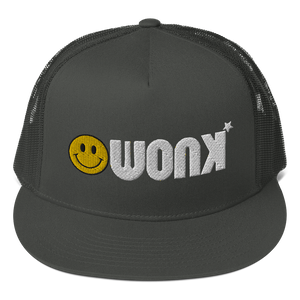 WONK Embroidery Trucker Cap