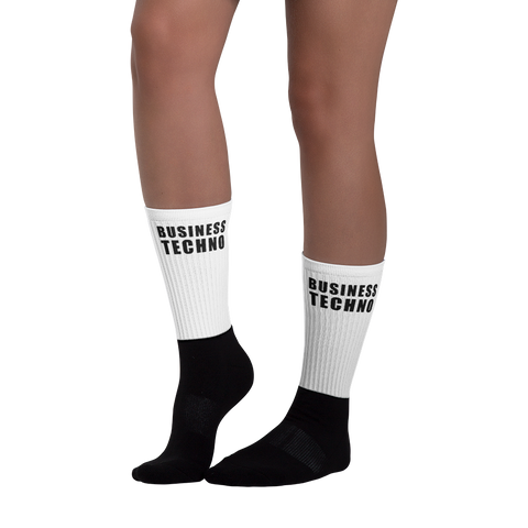 BUSINESS TECHNO - UNISEX SOCKS