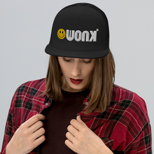 Load image into Gallery viewer, WONK Embroidery Trucker Cap