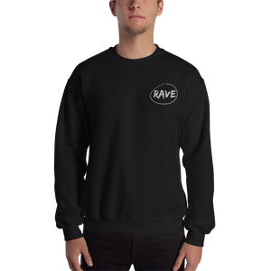 EMBROIDERY RAVE SWEATSHIRT