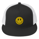 ACID HOUSE SMILEY FACE CAP