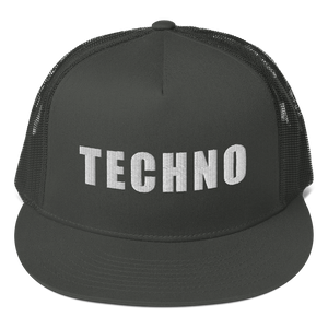 TECHNO MUSIC CAP