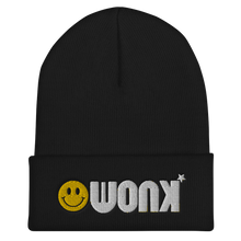 Load image into Gallery viewer, WONK Embroidery Cuffed Beanie