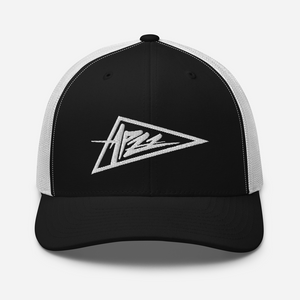 APARENZZA MUSIC RETRO TRUCKER CAP