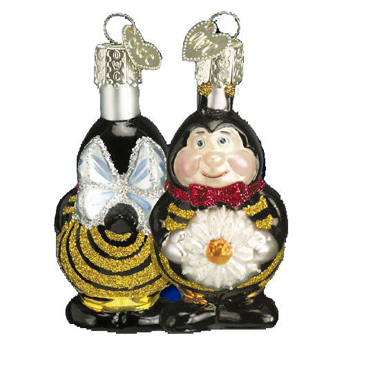 Bee Cutie 12087 Old World Christmas Ornament