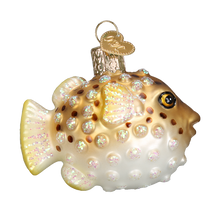 Load image into Gallery viewer, Pufferfish 12495 Old World Christmas Ornament