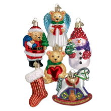 Load image into Gallery viewer, Child's First Christmas Boxed Set 14012 Old World Christmas Ornaments