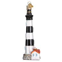 Load image into Gallery viewer, Bodie Island Lighthouse 20102 Old World Christmas Ornament