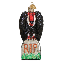 Load image into Gallery viewer, Halloween Vulture 2682 Old World Christmas Ornament