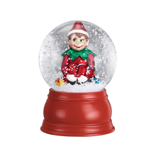 Load image into Gallery viewer, Mini Snow Globe 54005 Old World Christmas Assorted