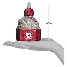 Load image into Gallery viewer, Alabama Beanie Stocking Cap Old World Christmas Ornament 60114