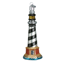Load image into Gallery viewer, Cape Hatteras Lighthouse 20017 Old World Christmas Ornament