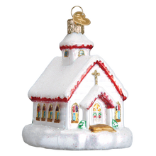 Load image into Gallery viewer, Country Church 20095 Old World Christmas Ornament