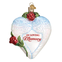 Load image into Gallery viewer, In Loving Memory 30050 Old World Christmas Ornament