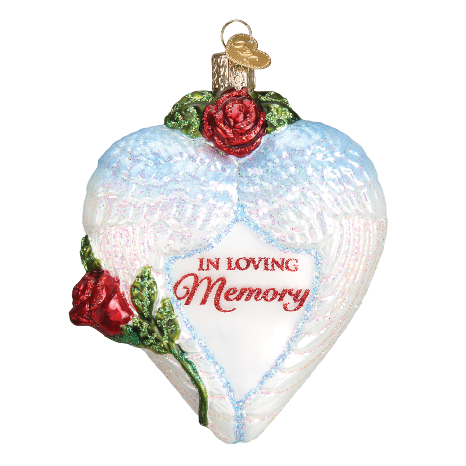 In Loving Memory 30050 Old World Christmas Ornament