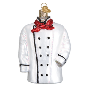 Chef's Coat 32311 Old World Christmas Ornament