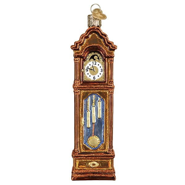 Grandfather Clock 32382 Old World Christmas Ornament
