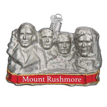 Load image into Gallery viewer, Mount Rushmore 36183 Old World Christmas Ornament