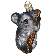 Load image into Gallery viewer, Koala Bear 12356 Old World Christmas Ornament