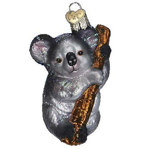 Koala Bear 12356 Old World Christmas Ornament