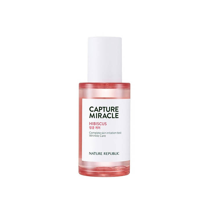 [NATURE REPUBLIC] CAPTURE MIRACLE HIBISCUS WRINKLE CARE AMPOULE