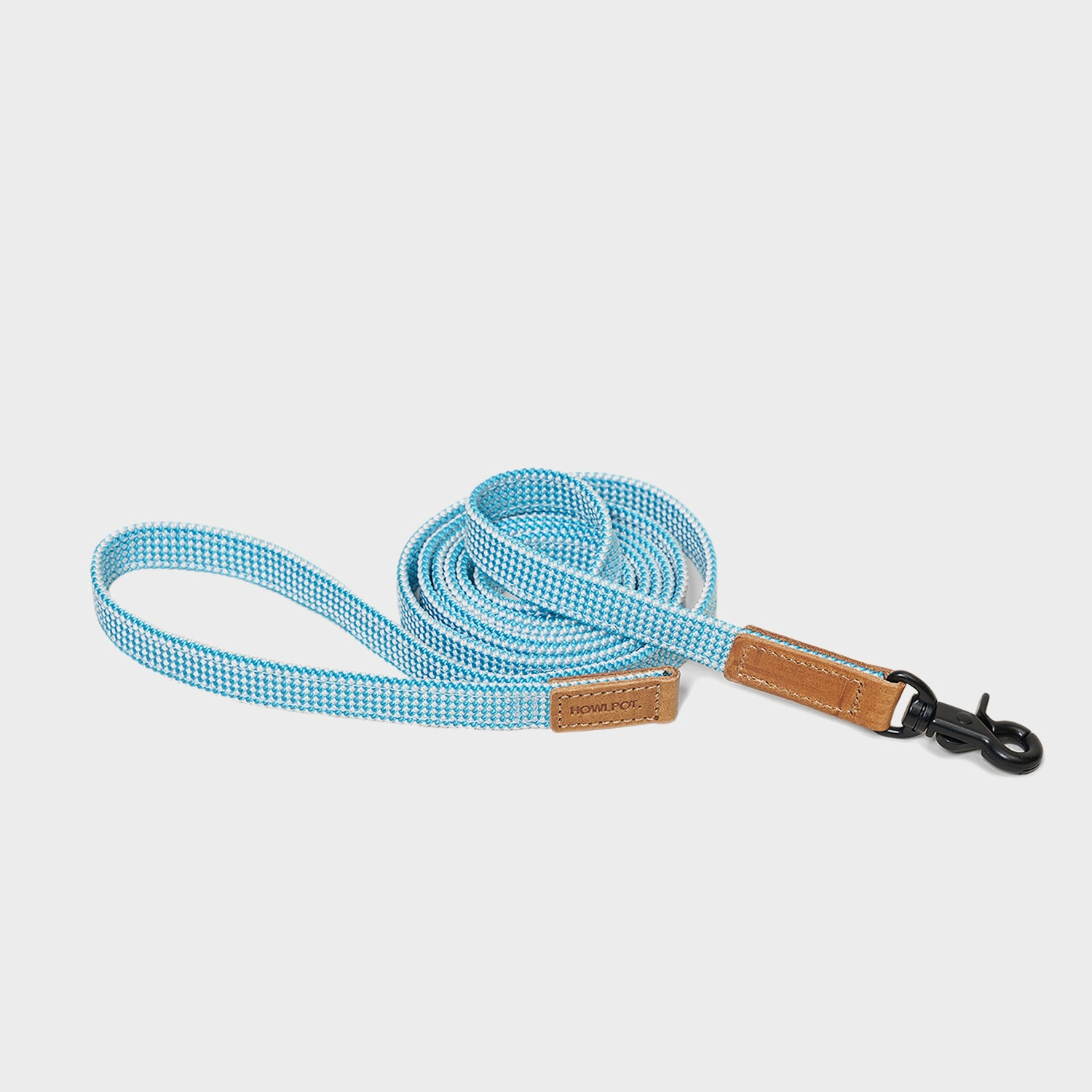 [Howlpot] We Are Tight Ribbon Leash - Cloud Bay