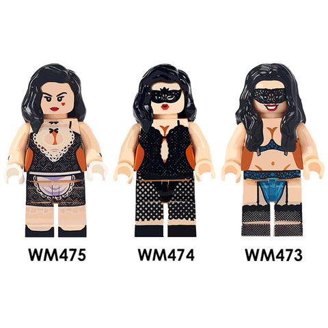 La Danseuse Minifigures Blocks