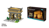 Famous Architecture Building Blocks