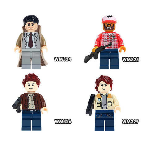 Supernatural Minifigures Blocks