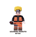 Naruto Set Minifigures Blocks