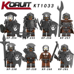 Lord Of The Rings-Soldier Uruk-hais Blocks