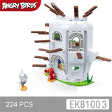 BALODY Angry Bird Building Blocks
